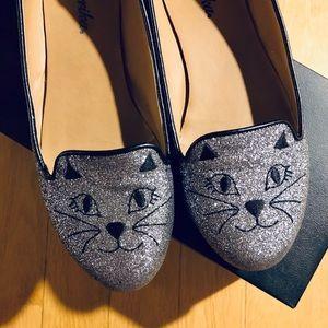 Cats!!! Glitter!!! Flats!!!